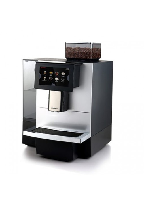 Dr.Coffee Silver Edition 8 ltr watertank en/of vaste wateraansluiting