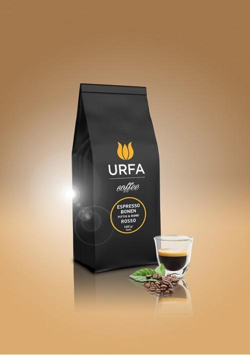 Urfa Coffee Espresso bonen ROSSO 1 x 1000 gram (8)