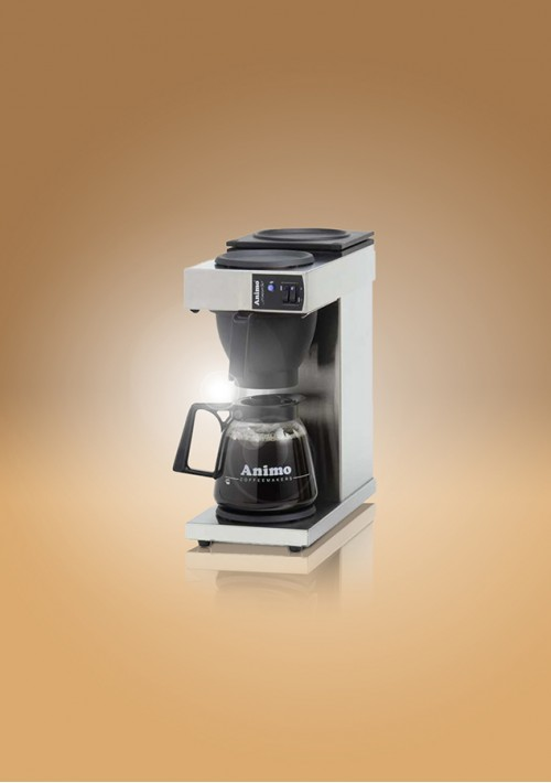 Animo Exelso koffie  Glaskan uitvoering