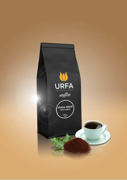 Urfa Coffee Fresh Brew 1 x 1000 gram (8)