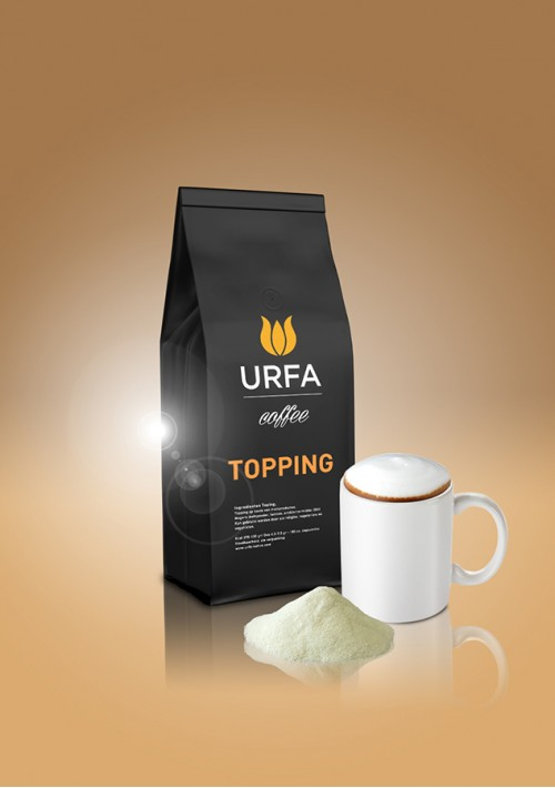 Cappuccino Topping 1 x 750 gram (10)